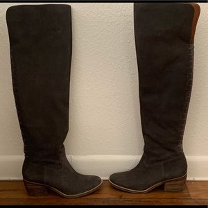 Over the knee Lucky Brand boots